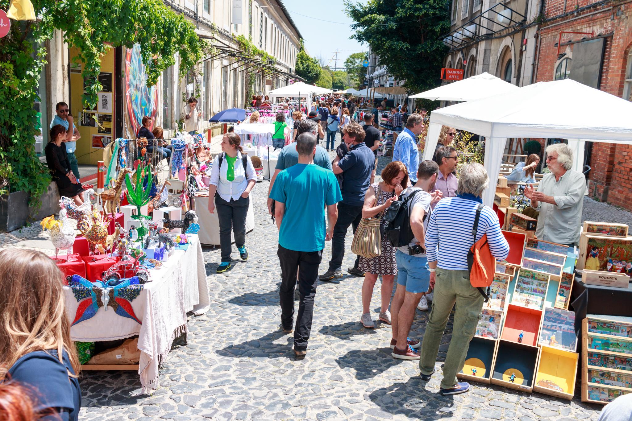 LX Market Lisbon